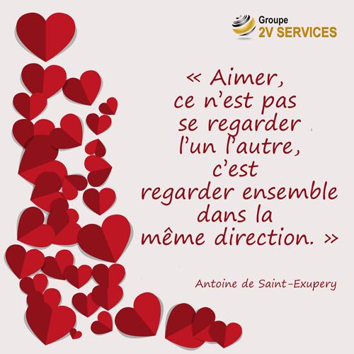 Nettoyage saint valentin 2v services