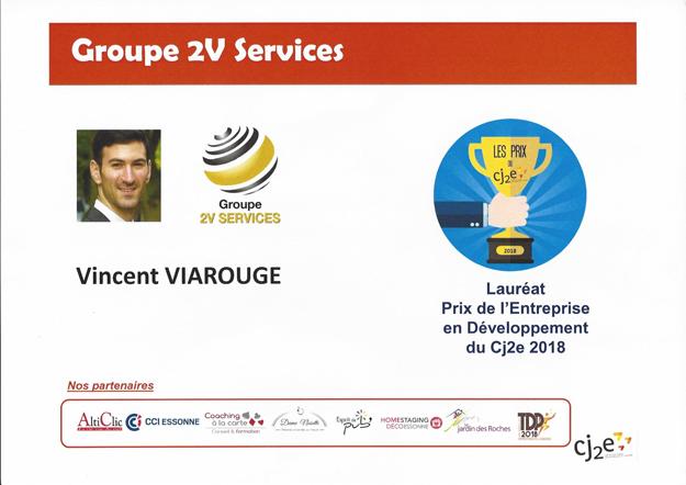 Actualités 2V SERVICES