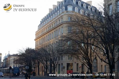 2V SERVICES s'occupe de l'entretien de votre immeuble également à Bordeaux