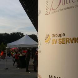 2V SERVICES : sponsor de l'événement