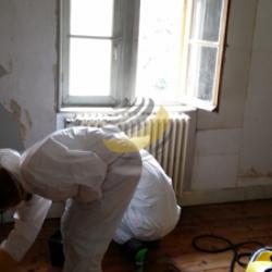 Nettoyage approfondi de la chambre