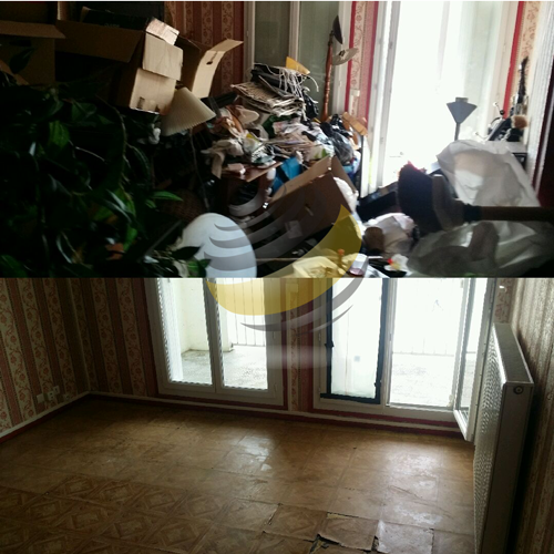AVANT-APRES - Désenombrement salon