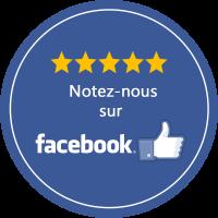 Donnez votre avis 5 étoiles sur notre page facebook Groupe 2v services