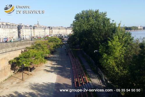 Entreprise nettoyage bordeaux 2v services 1