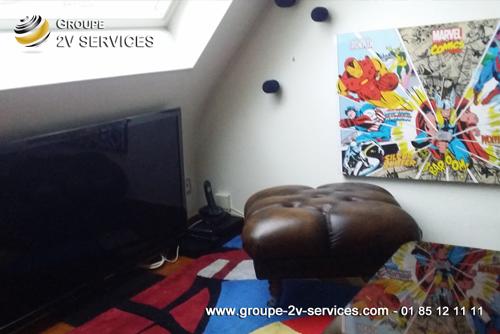 Entreprise nettoyage salon studette paris