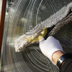 Lavage des vitres