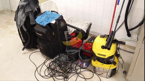 Nos kits de nettoyage et nos matériels