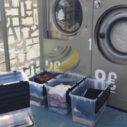 Lavage et restitution des vêtements