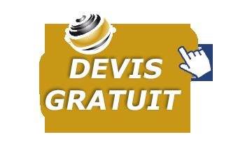 Logo devis gratuit jaune vf