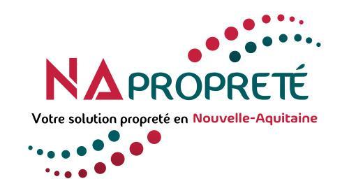 Logo Nouvelle Aquitaine Propreté