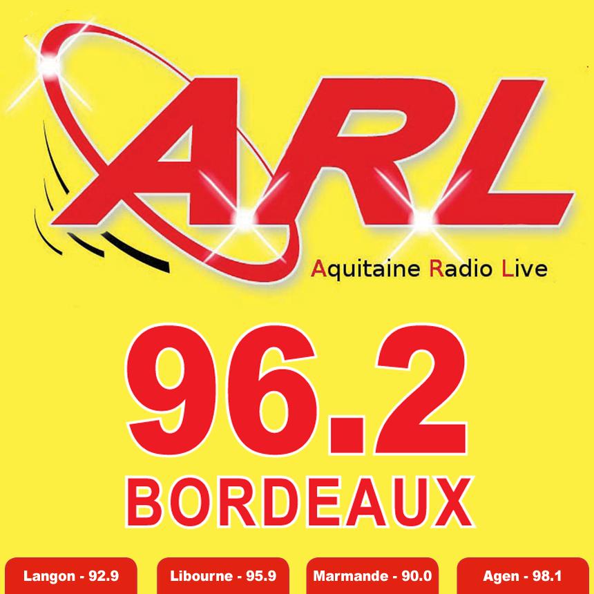 Logo Radio Local ARL Bordeaux 96.2