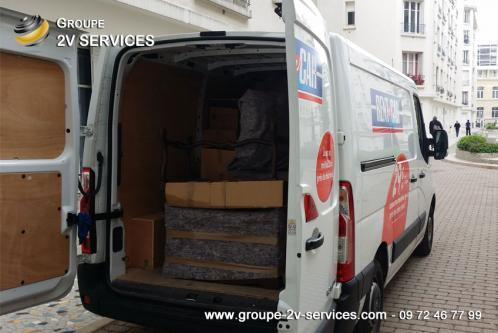 Petit demenagement maison retraite 2v services