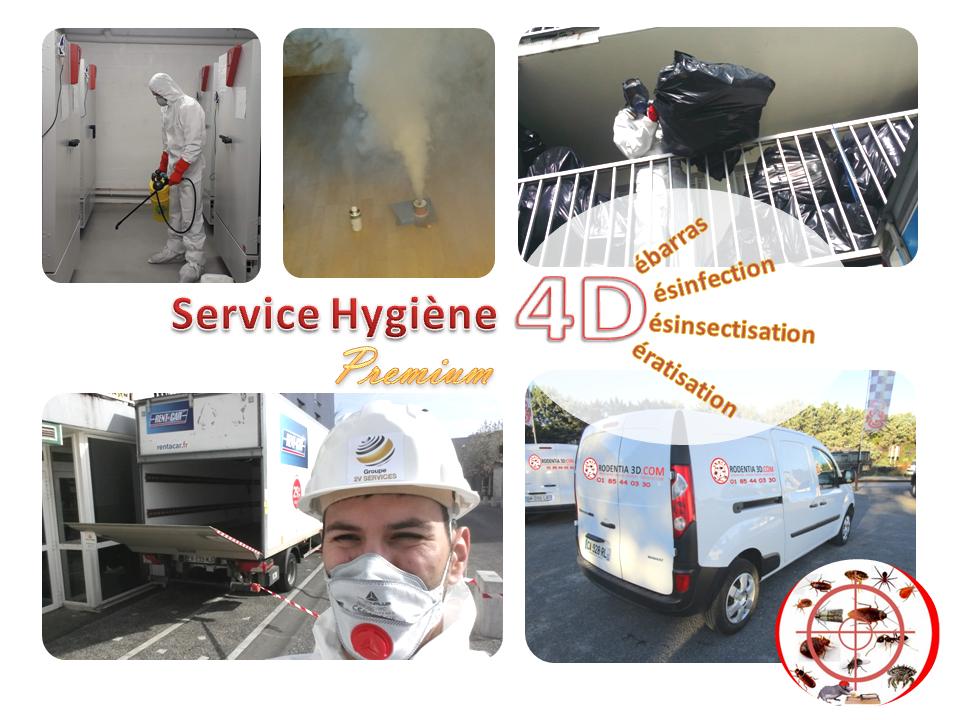 Service hygiene 4d premium